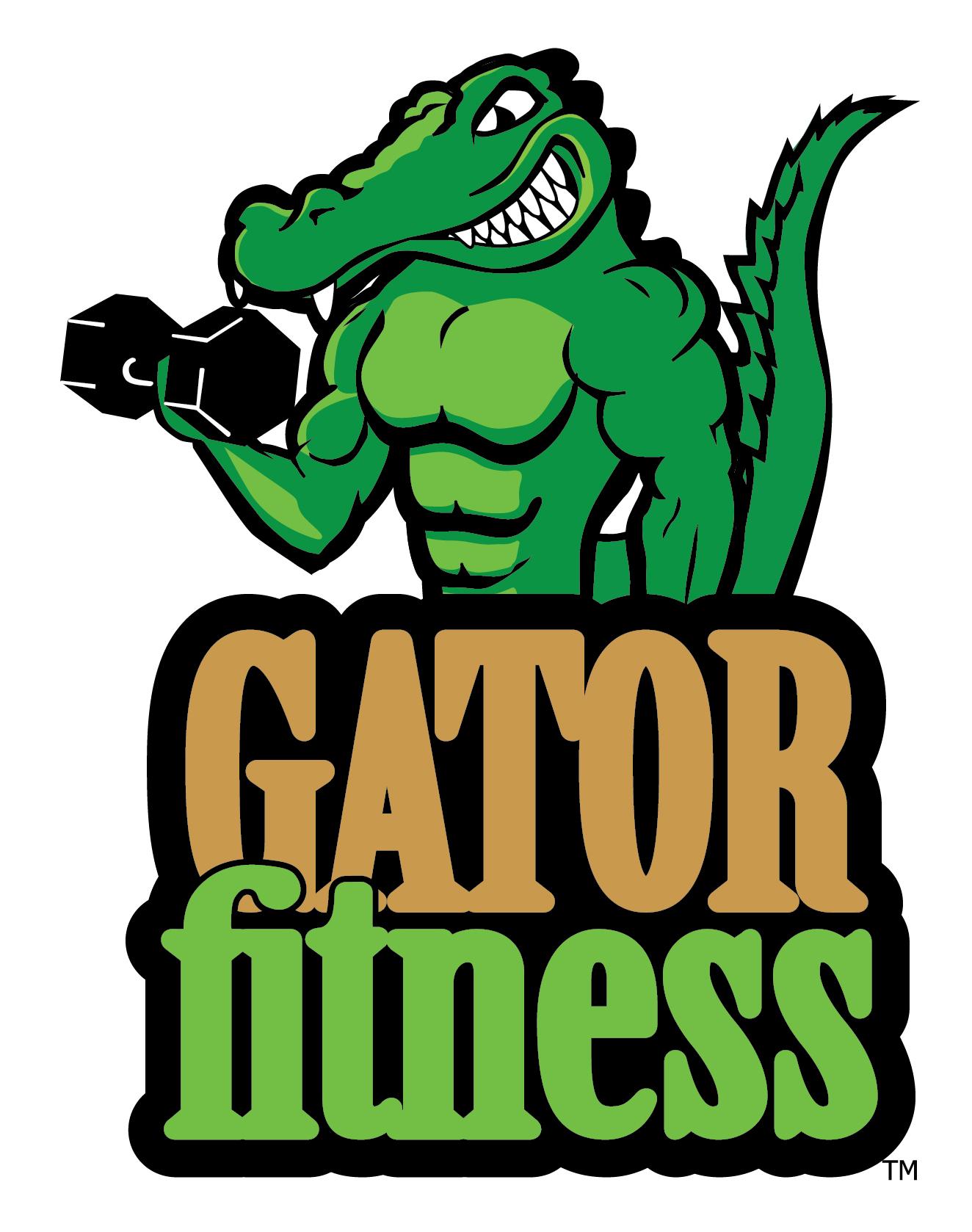 gator fitness logo